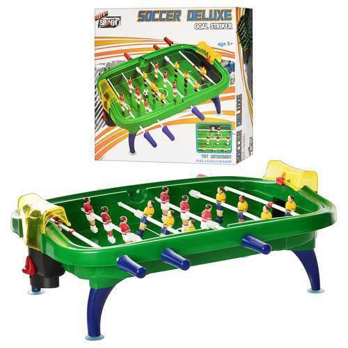 Настольная игра Let's Sport Футбол Делюкс 68201 Зеленый (int68201)