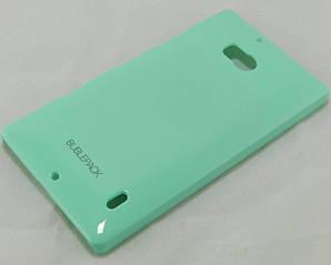 Чехол пластиковый на Nokia Lumia 930 / 929 Icon Bubble Pack
