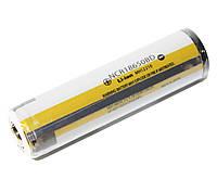 Аккумулятор 18650, 3400 mAh, Panasonic, NCR18650BD Protected, 3400mAh, 6.8A, 4.2/3.6/2.5V