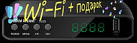 World Vision T62D + Wi-Fi = СКИДКА + ПОДАРОК