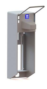 Дозатор (диспенсер) ліктевий «МИД-01», фото 2