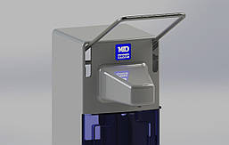 Дозатор (диспенсер) ліктевий «МИД-01» , фото 3