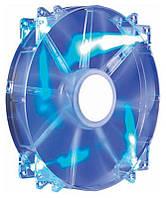 Вентилятор Cooler Master MegaFlow 200 (R4-LUS-07AB-GP), 200х200х30 мм, 3pin