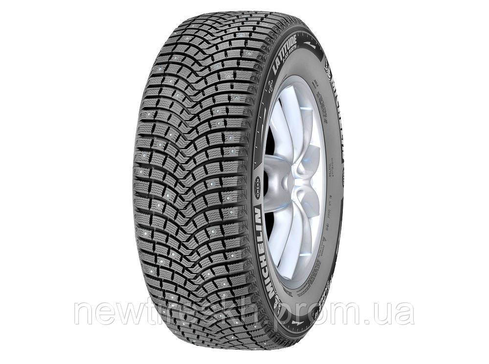Michelin Latitude X-Ice North 2+ 235/65 R17 108T XL (шип)