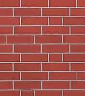 Клинкерная плитка Roben Westerwald красный, гладкий