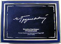 Подпись в рамке