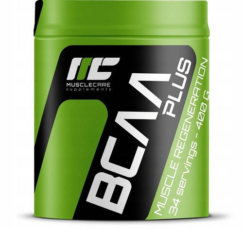 Muscle Care BCAA Plus 400 g, фото 2
