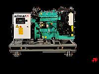 Промышленные дизельные генераторы - CUMMINS (28-400 кВА)
