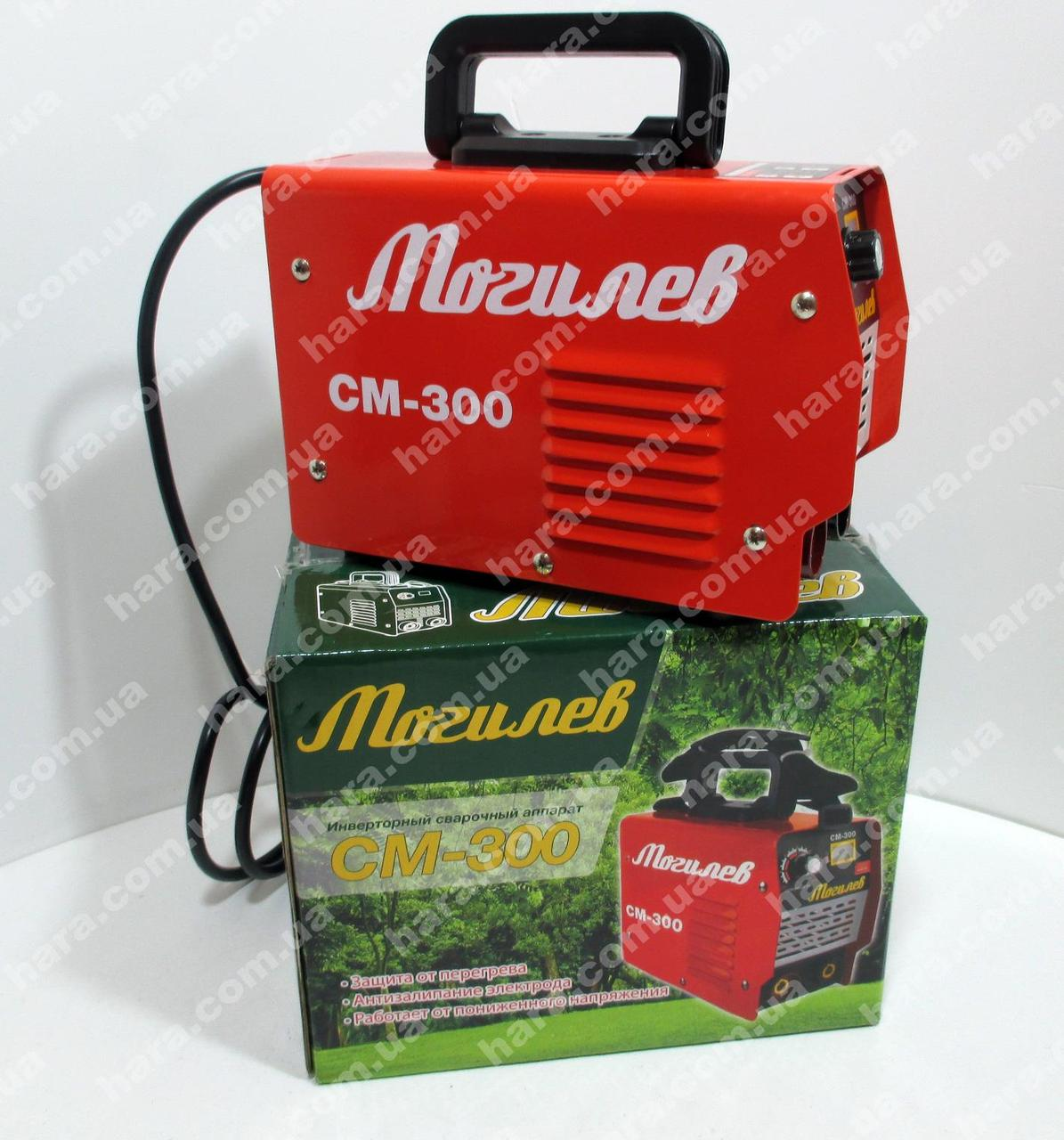 Сварочный аппарат Могилев СМ-300 (300 А, дисплей)