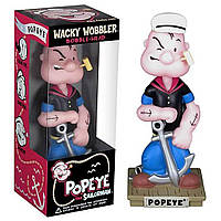 Фигурка  Funko Wacky Wobbler Popeye the sailor «Попай» Человек-матрос Бобблер 16 см 01WW