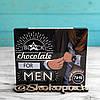20 плиток  черного шоколада XL «Мужчине»