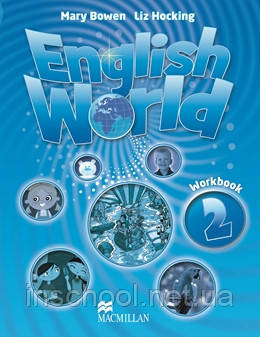 English World 2 Workbook ISBN: 9780230024786, фото 2