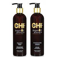 Набор Chi Argan Oil Шампунь и Кондиционер