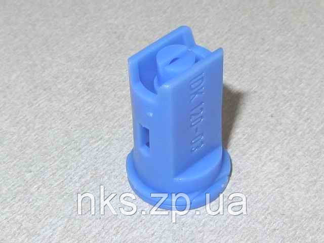 """Распылитель компактный инжекторный 03 синий """"Lechler""""."""