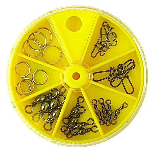 Застібки,вертлюги,заводні кільця