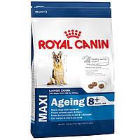 Корм для собак старше 8 лет Royal Canin Maxi Ageing 8+ Основное питание, Для взрослых животных, Собаки, Royal Canin, Крупные, Франция, 15 кг, Сухие корма