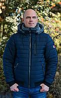 """Зимняя,мужская куртка """"Tommy Hilfiger"""".Replic-Desigh."""
