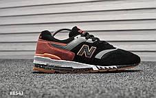 Демисезонные мужские кроссовки New Balance 997 Tassie Tiger топ реплика,  фото 3 1b9c1544da8