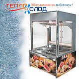 Вертикальная холодильная витрина для мяса MISSOURI MC 120 CRYSTAL S M/A, фото 3