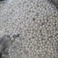 Жемчуг пришивной 0,6см. Белый (0,5кг.) Швейная фурнитура