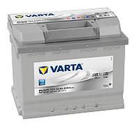 Автомобильный аккумулятор VARTA 6ст - 63 Ah 610 A SD (D39) (+слева)
