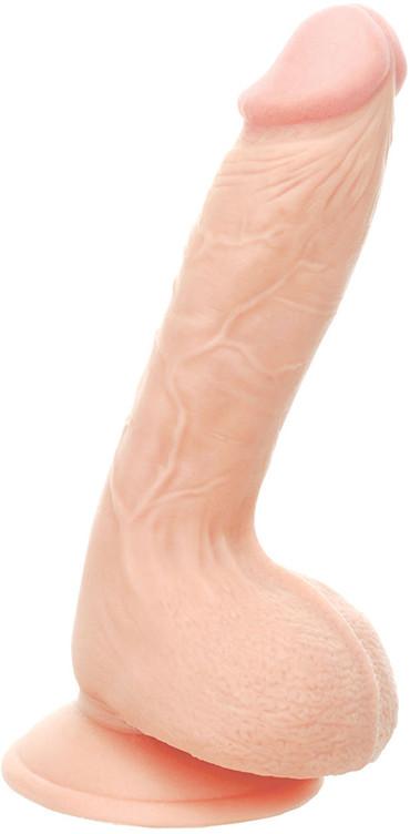 Фаллоимитатор G-Girl Style Realistic Dong 17,8 см, телесный