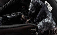 29a756a0 Зимние мужские ботинки Nike Nevist Triple Dark Coffee топ реплика, фото 2