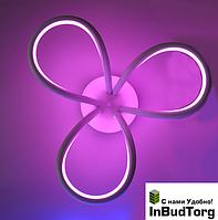Люстра Рейна LED 110W dimmer - MX2015-3, фото 1
