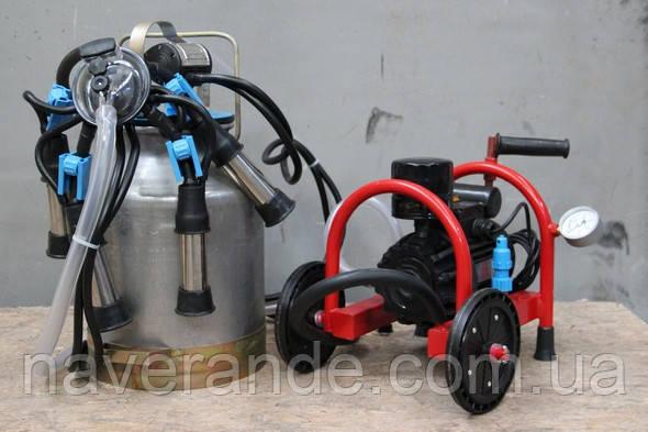 """Доильный агрегат """"Буренка-1 Евро"""" (попарное доение), фото 1"""