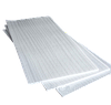 Мат из материала IZOLON AIR, 40 мм, (2 м х 1 м, белый)