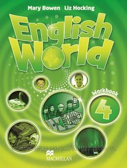 English World 4 Workbook ISBN: 9780230024809