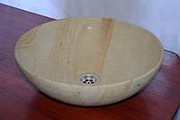 Кухонные мойки из натурального камня на заказ