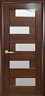 Дверь Пиана ПВХ  каштан,ясень,золотая ольха,венге,грей
