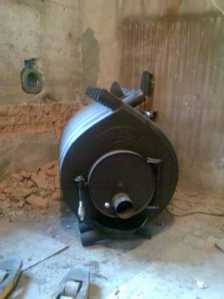 (Bulerjan) Продам печь булерьян луганский , буллер 02