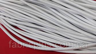 Шнур эластичный Эспандер 4 мм белый