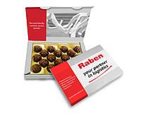 Коробка шоколадных конфет – сладкие подарки для женщин на 8 Марта, фото 1