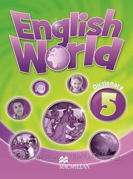English World 5 Dictionary ISBN: 9780230032187, фото 2