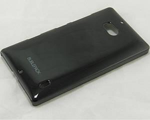 Чехол пластиковый на Nokia Lumia 930 / 929 Icon Bubble Pack Черный