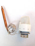 """Термостатический 3-ходовой зонный клапан с функцией разделения и смешения потока (1"""")+термоголовка с датчиком, фото 8"""