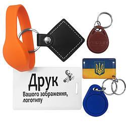 Идентификаторы с кодом RFID