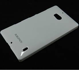 Чехол пластиковый на Nokia Lumia 930 / 929 Icon Bubble Pack Белый
