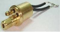 Центральный штекер WZ-2 501.0015 для сварочных горелок с жидкостным охлаждением, фото 2