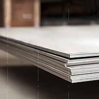 Лист титановый 4мм ВТ5-1