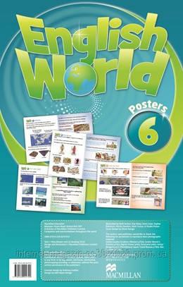 English World 6 Posters ISBN: 9780230024700, фото 2