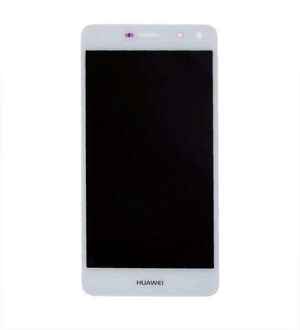 Дисплей Huawei Y6 2017 с тачскрином белый Оригинал