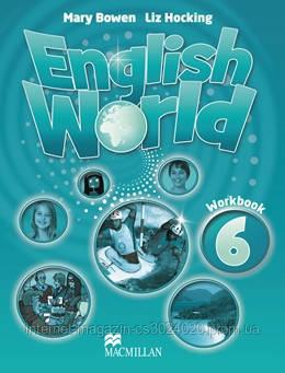 English World 6 Workbook ISBN: 9780230024823
