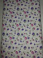 Ситец белоземельный (мелкие цветы) (95) Узбекистан, фото 1