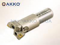 Расточная головка ABHR-D18x22-W16-L150-CC06 под пластину CCMT 0602.. AKKO