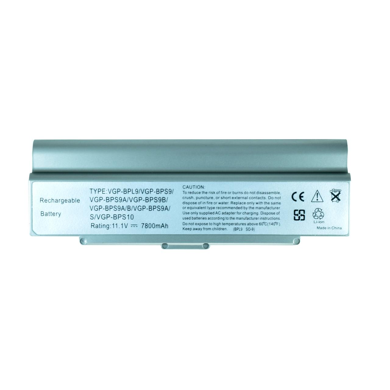 Батарея для ноутбука SONY GP-BPS9 VGP-BPS9A VGP-BPS9A/B VGP-BPS10 VGP-BPL9 VGP-BPL9C