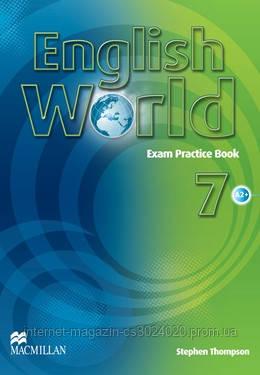English World 7 Exam Practice Book ISBN: 9780230032101